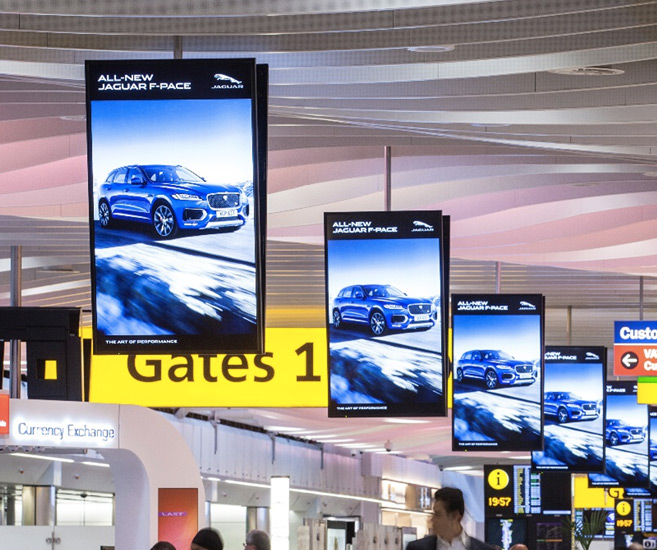Airport Advertising Agency