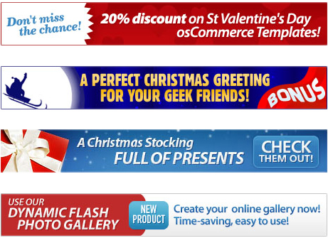 Ads Banner, Advertise Banner, Advertisement Banner, Animated