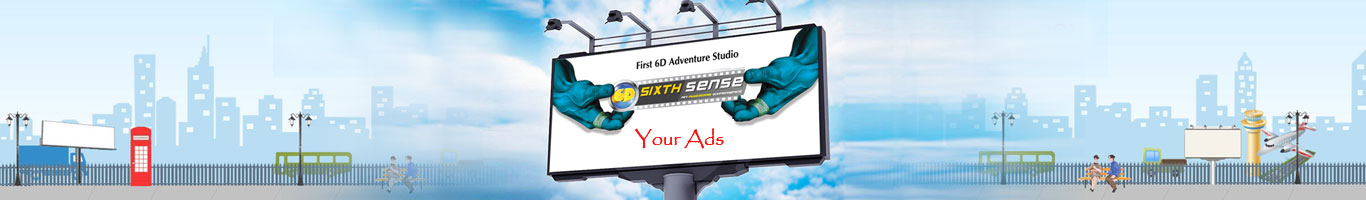 Outdoor Advertising Banner